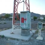 Listening/Transmitting Kiosk